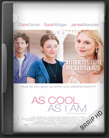 As Cool as I Am (BRRip HD Inglés SUbtitulada) (2013)