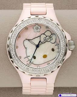 jual jam tangan hello kitty