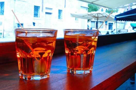 Ingredienti x spritz for Bicchiere da spritz