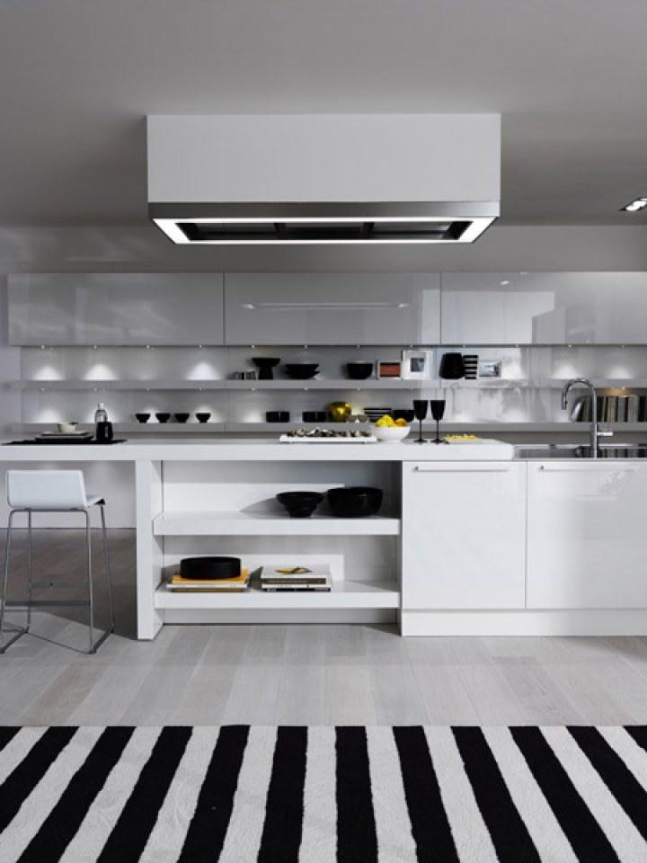 Progetta subito la tua cucina arredamento facile for Altezza piano cucina