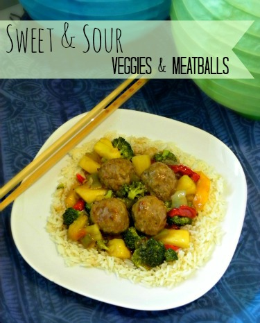 sweet+&+sour+meatballs,+sweet+and+sour+vegetables,+minute+rice,+minute ...