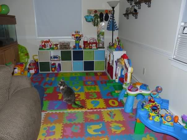 X casas decoracion x escoge el perfecto cuarto de juegos Decoracion cuarto nino