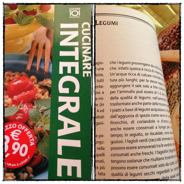 libro sulla cucina integrale