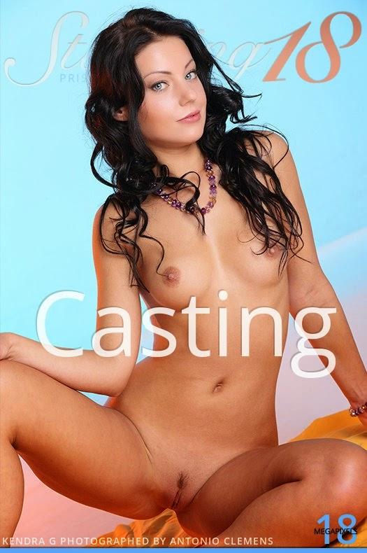 Stunning18 2014-09-27 Kendra G - Casting 10120