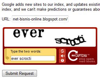 Cara Mudah Mendaftarkan Blog Ke Google, Mendaftar Blog Ke Google, Mendaftar Blog ke Search Engine