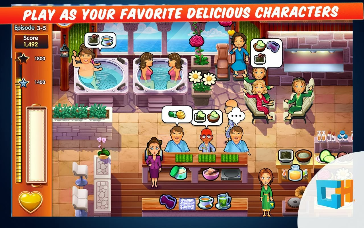Delicious Emily's Honeymoon Cruise for android
