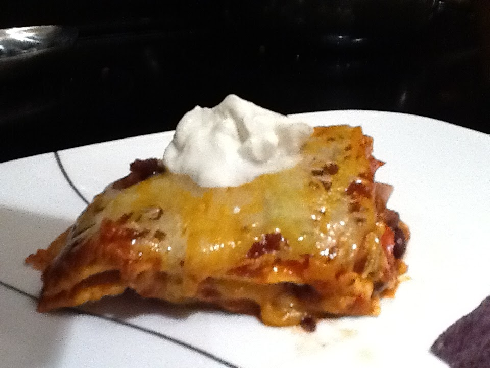 Around the Table: Loving Food in RI & Beyond : Quesadilla Casserole