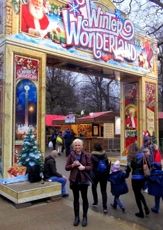 Top 10 things to do in London - Explore Hyde Park & Winter Wonderland