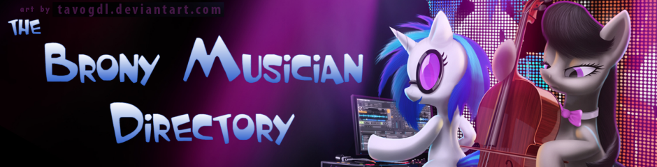 Brony Musician Directory