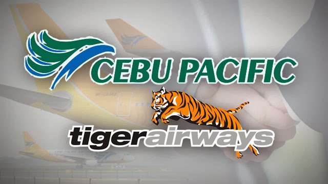 Cebu Pacific Air Buys Tiger Airways