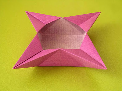 origami Scatola a stella 2 by Francesco Guarnieri