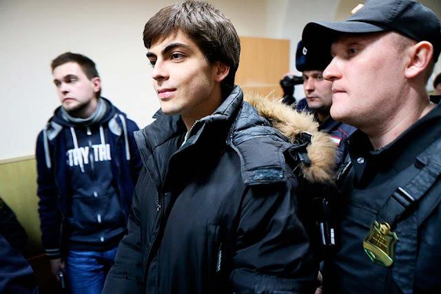 Иван Непомнящих приговорен к двум с половиной годам колонии