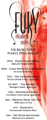 FURY BLOG TOUR