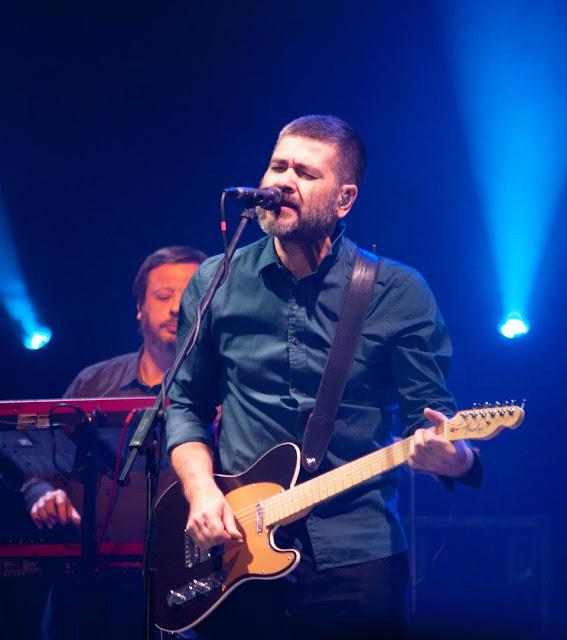 Александр Васильев и группа «Сплин» 8 октября 2015 представила альбом «Резонанс» в Сергиевом Посаде.