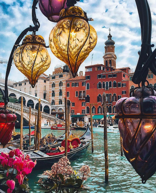 Valentine's Day in Venice, Italy, Places to go