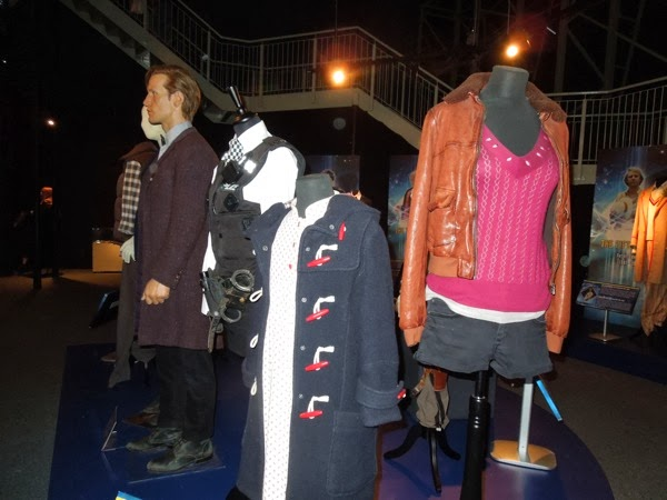 Doctor Who Amy Pond costumes