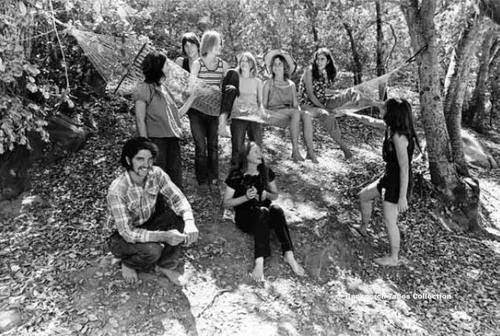 Psychosexual history of the manson family