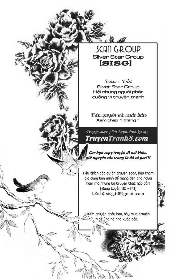 A Kiss For My Prince - Nụ Hôn Hoàng Tử Chapter 10 - Trang 0