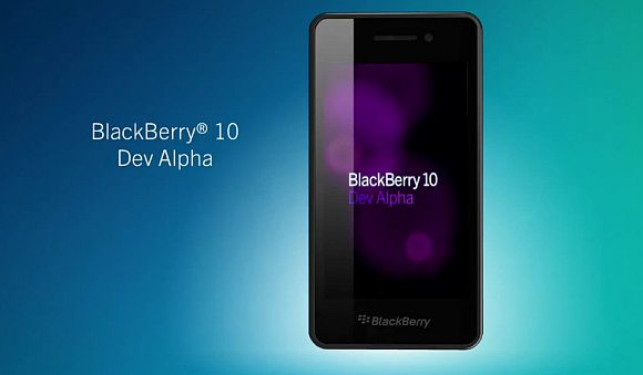 BlackBerry 10 OS