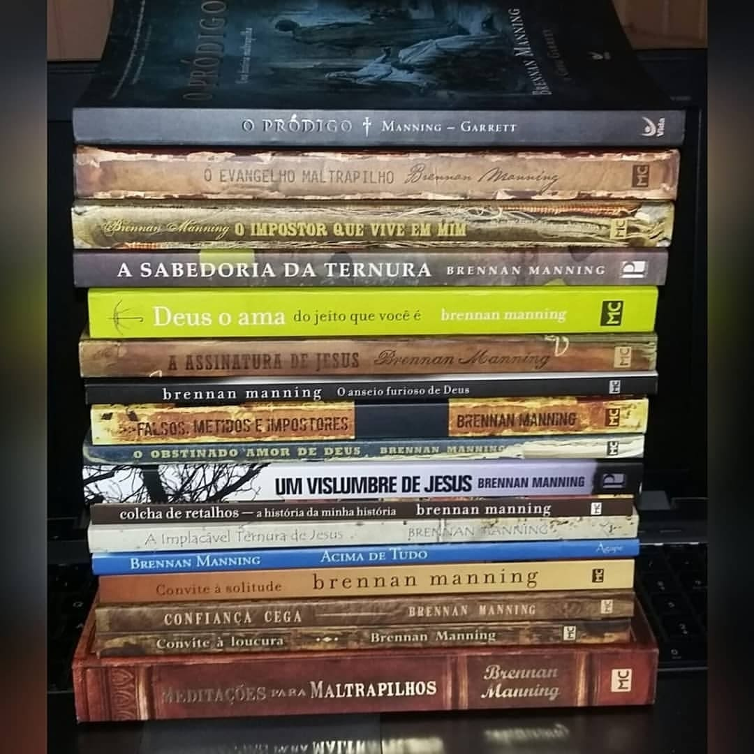 Livros de Brennam Maninng