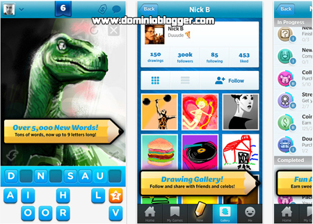 juega y crea dibujos divertidos con Draw Something 2
