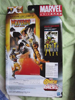 Marvel Universe Comic Packs X-men First Class Variant variation Scott Summers Cyclops Marvel Girl Jean Grey Logan Wolverine Sabretooth Charles Xavier