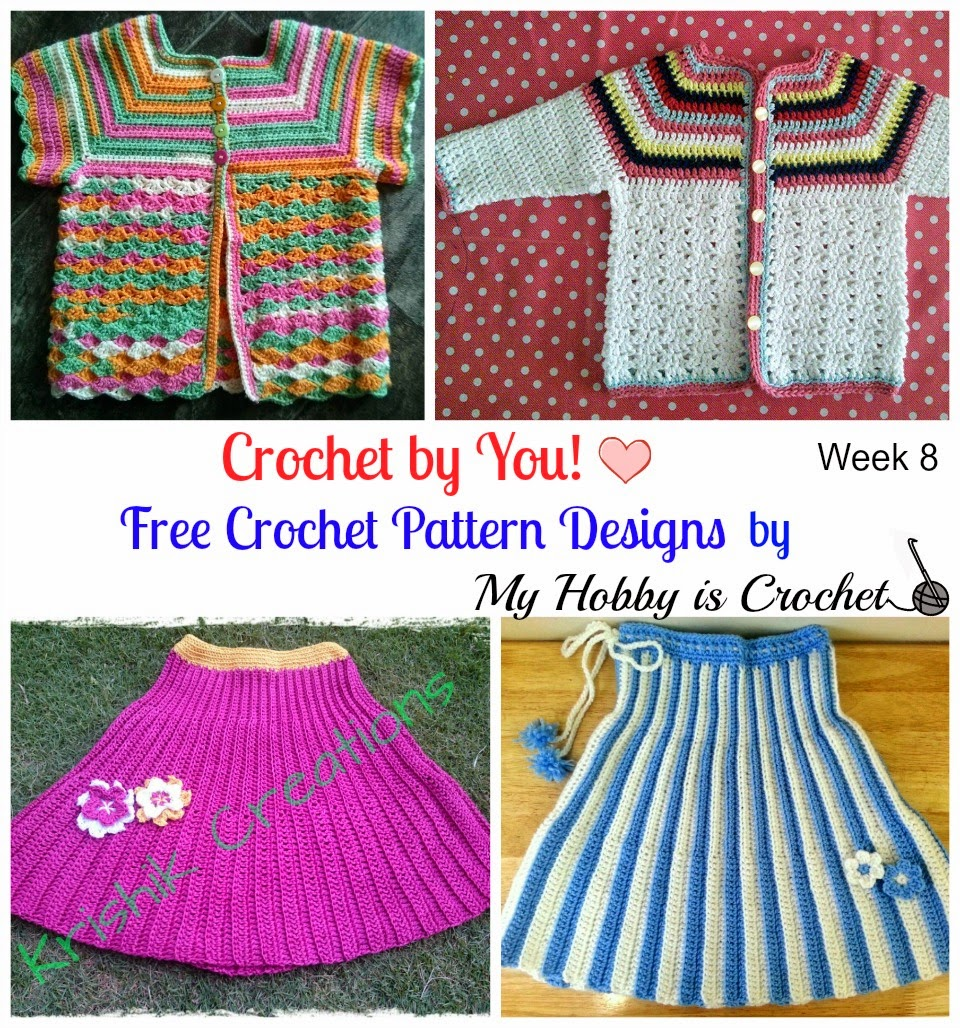 My Hobby Is Crochet: Crochet by You (part 8) with Free Crochet ...