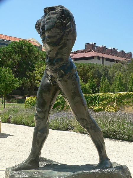 Rodin, The Walking man