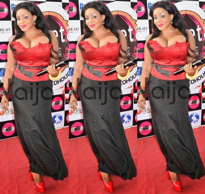 Cossy Ojiakor stuns at Fashion event(Photos)