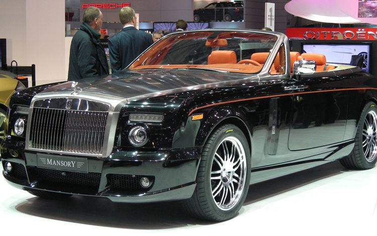 rolls royce phantom v. Rolls Royce Phantom