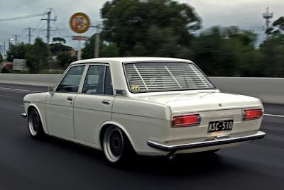 sedan klasik datsun 510