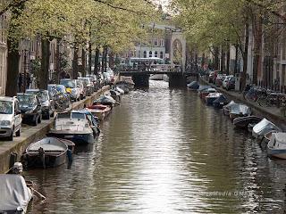 Canal Amsterdam Netherlands