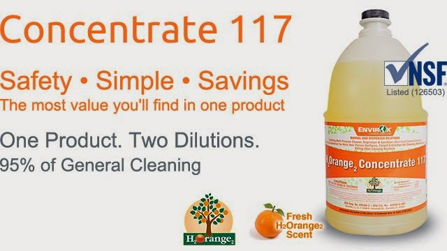 ENVIROX CLEANING PRODUCTS