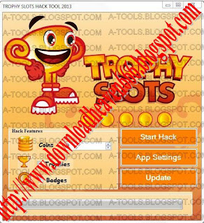 Cheats Hacks Tools: Facebook Trophy Slots Hack Cheat
