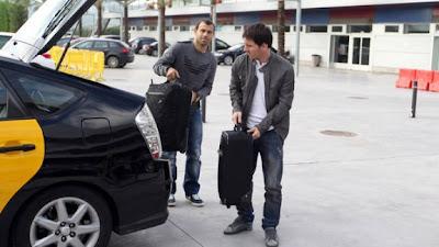 Ngakak! Sopir Taxi Di Barcelona Tidak Kenal Messi
