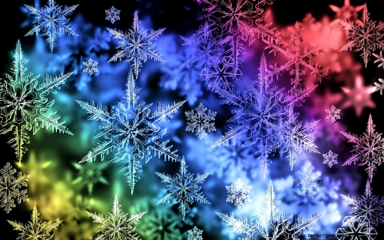 Free Snowflake Wallpaper Backgrounds   WallpaperSafari
