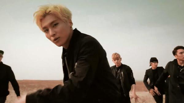 SPEED Look at me now Jongkook