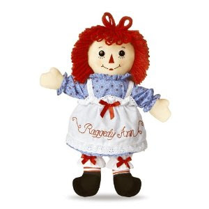 Raggedy Ann And Andy Room Decorations