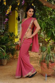 kavya singh saree shoot 4.jpg