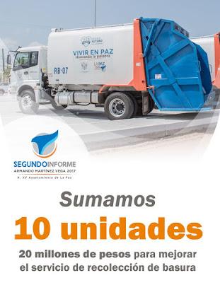Informe Ayuntamiento de La Paz