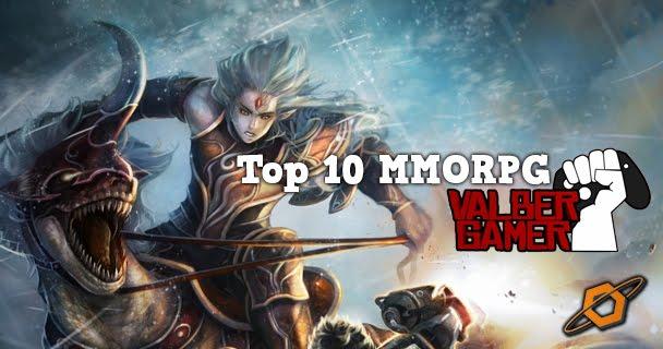 Top 10 MMORPG Grátis em vídeo com Valber gamer