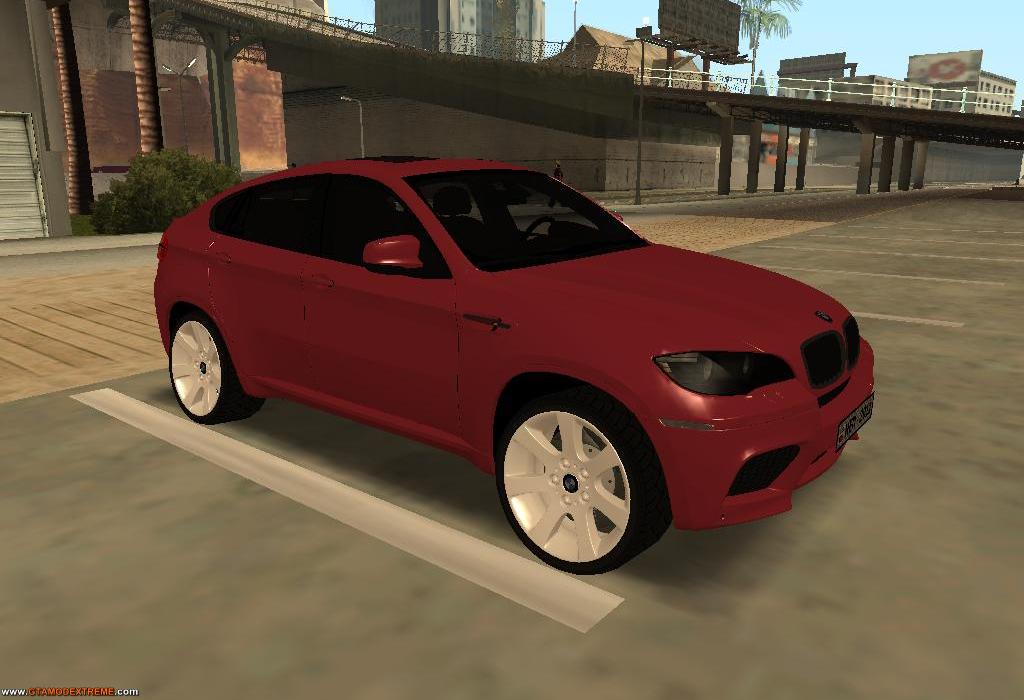 Mods Do Leo Bmw X6 2011 Para Gta San Andreas
