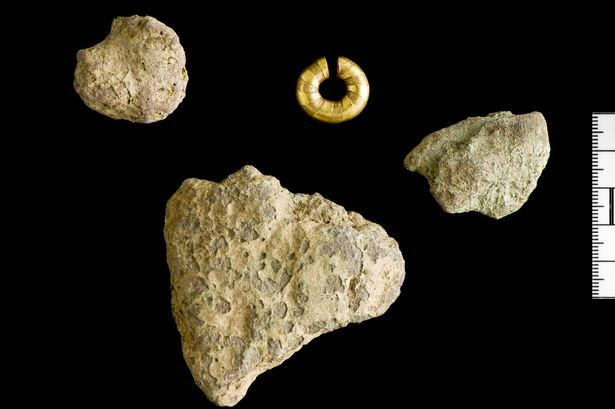 Bronze Age artefacts found in Wales declared 'treasure'