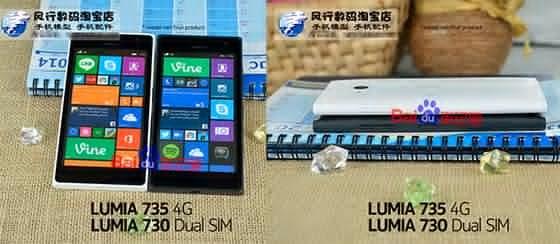 Microsoft Lumia 730 'Selfie phone' Selfie Teaser