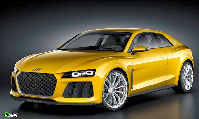 Audi Show Car Hints At New Models Jimmy Kopelia - Audi a series models