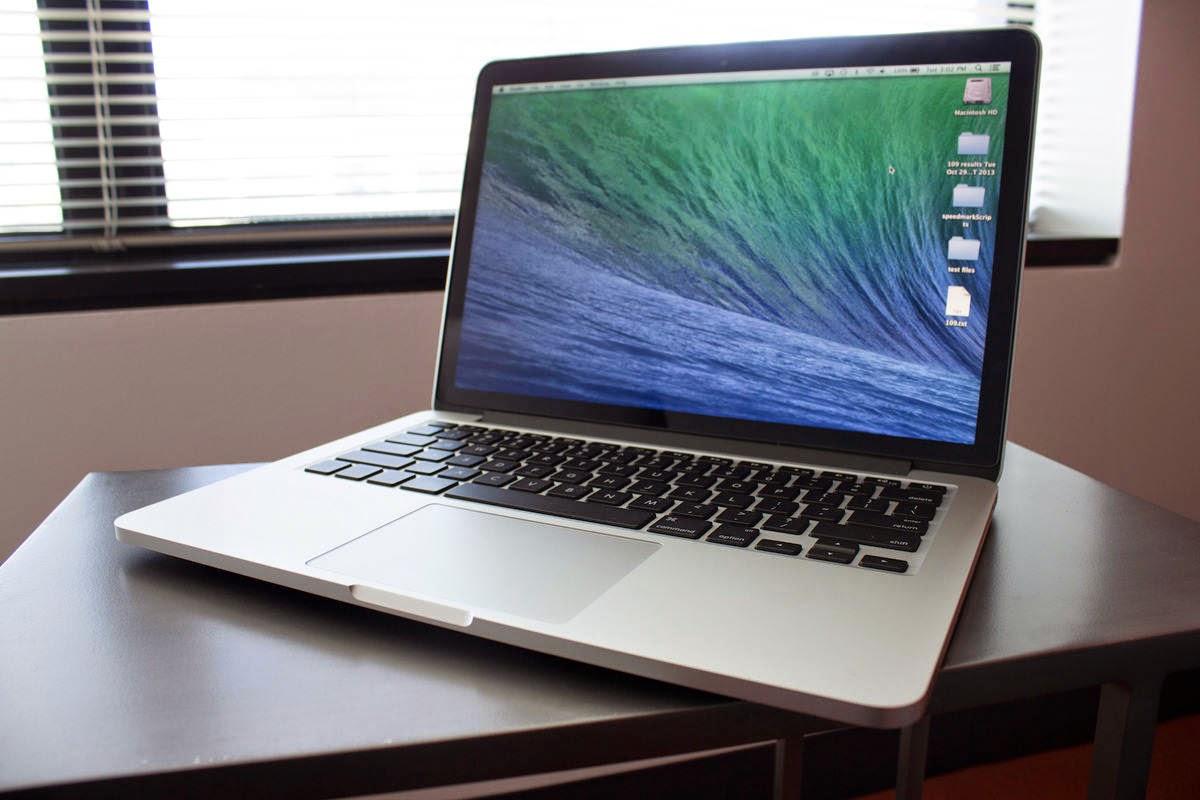 Laptop Terbaik Dunia Tahun 2015, Macbook Pro Retina Display