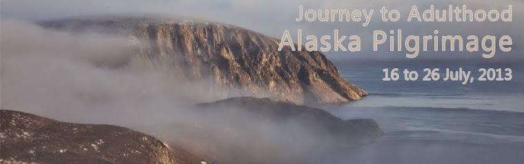 J2A Alaska Pilgrimage