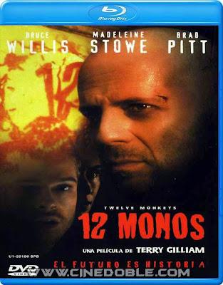 doce monos 1995 1080p latino Doce Monos (1995) 1080p Latino