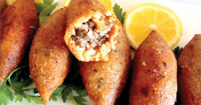 Fish Kibbeh Recipe