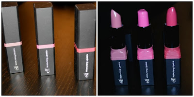ELF Moisturizing Lipsticks